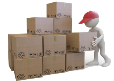 Manual handling and moving objects online training course, video based learning at a time that is convenient to you