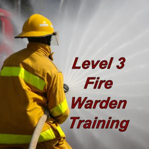 Level 3 fire warden training online