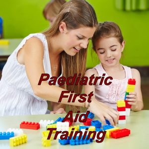 Paediatric first aid training, e-learning course