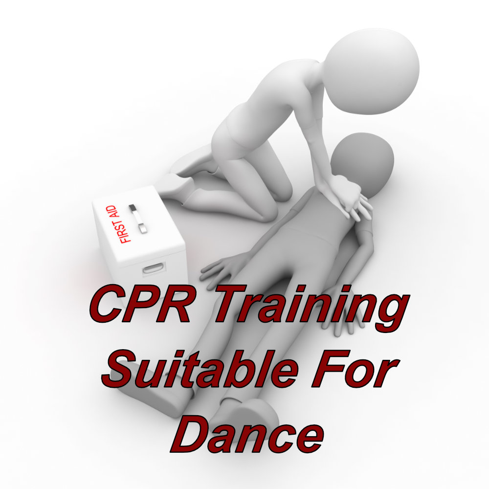 CPR training online, suitable for fitness instructors, dance teachers